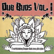 Dub Buds 1-17 Earthshaking Stepper Dubs Inna / Var (CD) at Kmart.com