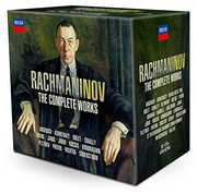 Rachmaninov: The Complete Works /  Various , Various Artists