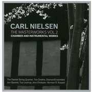 Carl Nielsen: The Masterworks, Vol. 2 - Chamber and Instrumental Music [2 Hybrid SACDs & 4 CDs] (CD) at Kmart.com