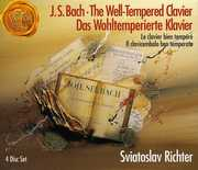 Well-Tempered Clavier (Complete) (4PC) [Import] , J.S. Bach