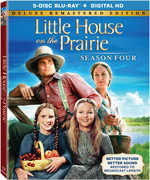Little House on the Prairie Season 4 Collection (Blu-Ray) at Kmart.com