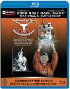 2006 Rose Bowl Game: National Championship - Texas vs. USC (Blu-Ray) at Sears.com