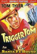 Tom Tyler Double Feature: Trigger Tom/Santa Fe Bound (DVD) at Kmart.com