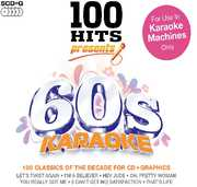 Karaoke: 100 Hits Presents 60's /  Various (5PC) [Import] , Various Artists