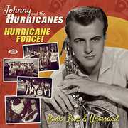 Hurricane Force Rare Live & Unissued (2PC) [Import] , Johnny & the Hurricanes