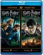 Harry Potter and the Deathly Hollows, Parts 1 and 2 (Blu-Ray) at Kmart.com