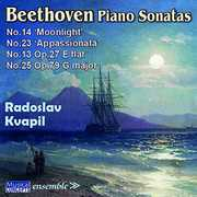 Piano Sonatas: No. 13 No. 14