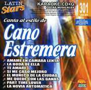 Karaoke: Cano Estremera - Latin Stars Karaoke (CD) at Kmart.com