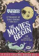 Movies Begin: A Treasury of Early Cinema 1894-1913 (DVD) at Kmart.com