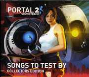Portal 2: Songs to Test By / O.S.T. (CD) at Kmart.com