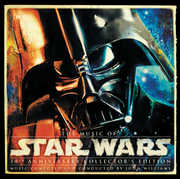 Music of Star Wars: 30th Anniversary Collectors Ed (CD) at Kmart.com