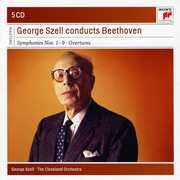 George Szell Conducts Beethoven Symphoni (5PC) [Import] , George Szell