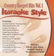 Karaoke Style: Country Gospel Hits, Vol. 1 (CD) at Kmart.com