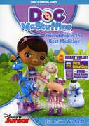 DOC MCSTUFFINS: FRIENDSHIP IS THE BEST MEDICINE (DVD + Digital Copy) at Kmart.com