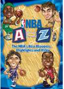 NBA: A-Z - The NBA's Best Bloopers, Highlights and Hijinx (DVD) at Sears.com