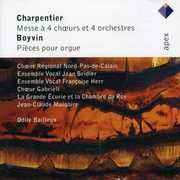 Charpentier: Messe ? 4 Ch?urs et 4 Orchestres; Boyvin: Pi?ces pour Orgue (CD) at Sears.com