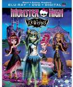 Monster High 13 Wishes (Blu-Ray + DVD + Digital Copy + UltraViolet) at Kmart.com