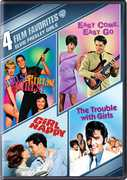 Elvis Presley Girls: 4 Film Favorites (DVD) at Sears.com