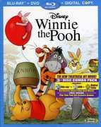 Winnie the Pooh (Blu-Ray + DVD + Digital Copy) at Kmart.com