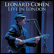 Live in London (3PC) [Import] , Leonard Cohen
