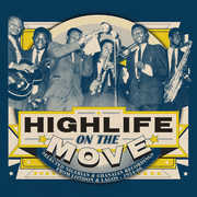 Highlife on the Move (4PC) , Various Artists