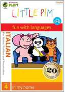 Little Pim: Italian, Vol. 4 - In My Home (DVD) at Sears.com