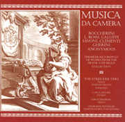 Musica da Camera: 17th & 18th Century Italian Music (CD) at Kmart.com