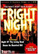 Fright Night: Night of the Living Dead/House on Haunted Hill (DVD) at Kmart.com