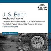 Collector's Ed: J.S. Bach - Keyboard Works /  Var