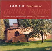 Larry Bell: Piano Music (CD) at Kmart.com