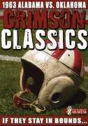 Crimson Classics: 1963 Alabama vs. Oklahoma (DVD) at Kmart.com