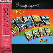Greetings from Asbury Park, N.J. [Japan Limited Edition] (CD) at Sears.com