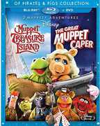 Great Muppet Caper & Muppet Treasure Island: of (Blu-Ray + DVD) at Kmart.com