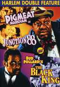 Harlem Double Feature: Junction 88/The Black King (DVD) at Sears.com