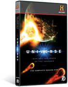 Universe: The Complete Season Five (DVD) at Sears.com