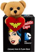 Wonder Woman Face Cuddle Cup