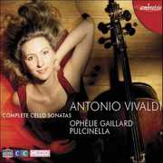 Vivaldi: Complete Cello Sonatas [2 CDs+DVD] (CD) at Kmart.com