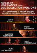 Drum Channel.com Collection, Vol. 1: The Drummers of Frank Zappa (DVD) at Kmart.com