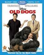 Old Dogs (Blu-Ray + DVD + Digital Copy) at Kmart.com