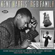 Kent Harris R&B Family / Various (CD) at Kmart.com