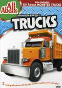 All About Trucks and Monster Trucks (DVD) at Kmart.com