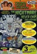 Nightmare Never Ends: A Troma Triple B-Header, Vol. 4 (DVD) at Kmart.com