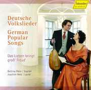 German Popular Songs , Bettina Pahn