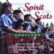 59th Annual Portland Highland Games: 2011 Pipe Ban (CD)