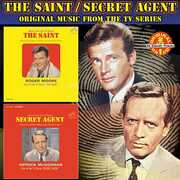 Saint/ Secret Agent /  O.S.T. , Various Artists
