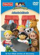 Fisher-Price Little People: Animals & Friends (DVD) at Kmart.com
