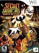 Secret Saturdays: Beast of the 5th Sun