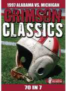 Crimson Classics: 1997 Alabama vs. Michigan (DVD) at Kmart.com