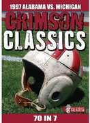 Crimson Classics: 1997 Alabama vs. Michigan (DVD) at Kmart.com