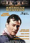 Great American Western, Vol. 4: The Man From Utah/Hell Town/The Desert Trail/Angel and the Badman (DVD) at Sears.com